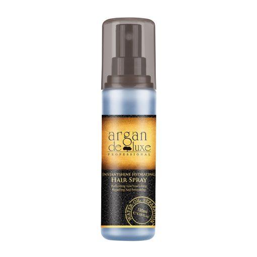 Spray hidratant Argan de luxe – strălucire instantanee